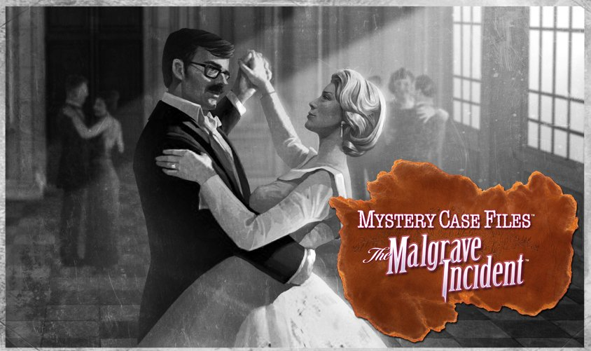 Mystery Case Files: el incidente Malgrave