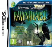 Mystery Case Files: Ravenhearst Nintendo DS