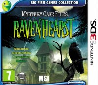 Mystery Case Files: Return to Ravenhearst Nintendo 3DS