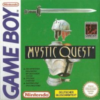 Mystic Quest Game Boy