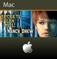 Nancy Drew:  Secrets Can Kill REMASTERED Mac