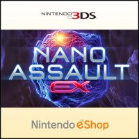 Nano Assault EX Nintendo 3DS