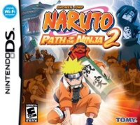 Naruto Path of the Ninja 2 Nintendo DS
