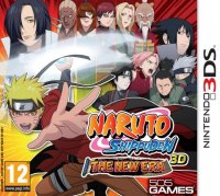 Naruto Shippuden 3D The New Era Nintendo 3DS