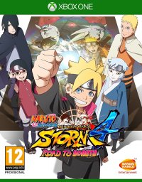Naruto Shippuden Ultimate Ninja Storm 4: Road To Boruto Xbox One