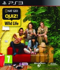 NatGeo Quiz! Wild Life PS3