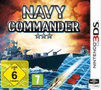 Navy Commander Nintendo 3DS