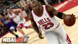 NBA 2K11 será en 3D y compatible con Move.