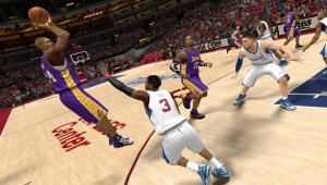La demo de 'NBA 2K13' ya está disponible en XboxLive
