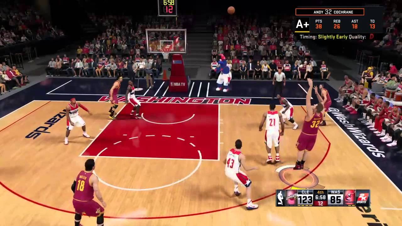 how to play nba 2k16 xbox one