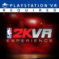 NBA 2KVR Experience PS4