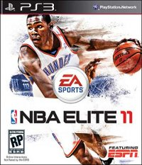 NBA Elite 11 PS3
