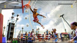 NBA Playgrounds: baloncesto arcade para PC, PlayStation 4, Xbox One y Nintendo Switch