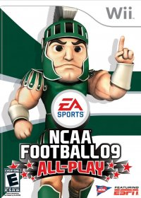 NCAA Football 09 All Play Wii