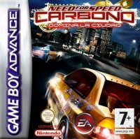 Need for Speed: Carbono Game Boy Advance