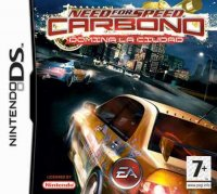 Need for Speed: Carbono Nintendo DS