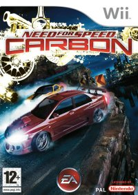 Need for Speed: Carbono Wii