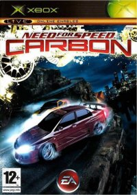 Need for Speed: Carbono XBox