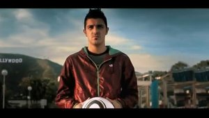 Filtrado un antiguo video de David Villa en Need for Speed: Hot Pursuit