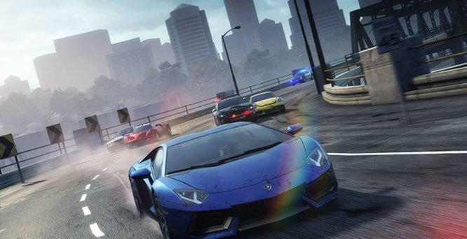 An\u00e1lisis Need for Speed: Most Wanted - A Criterion Game