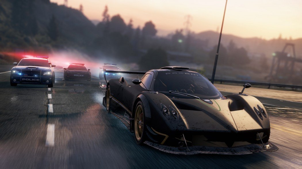 Need for Speed: Most Wanted - Nuevos vehiculos