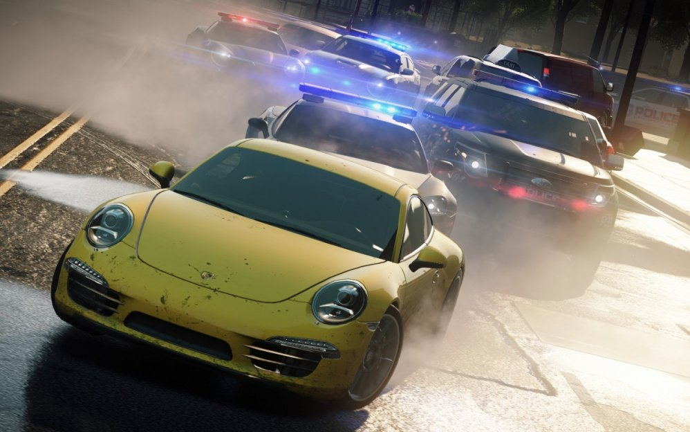 Need for Speed: Most Wanted (A Criterion Game)