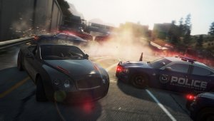 Extenso gameplay de 'Need for Speed: Most Wanted U'