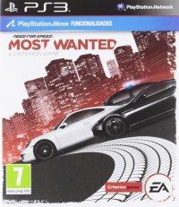 Need for Speed: Most Wanted - A Criterion Game PS3
