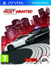 Need for Speed: Most Wanted - A Criterion Game PS Vita