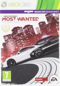 Need for Speed: Most Wanted - A Criterion Game Xbox 360