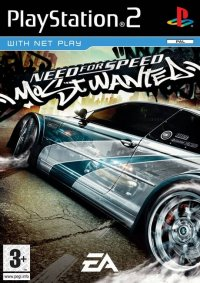 Need for Speed: Most Wanted Playstation 2