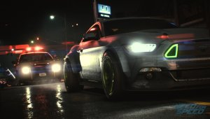 Need for Speed se muestra en un extenso gameplay