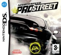 Need For Speed ProStreet Nintendo DS