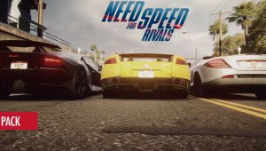 Los coches de la película de Need for Speed llegan en forma de DLC a NSF Rivals