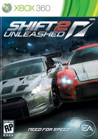 Need For Speed Shift 2: Unleashed Xbox 360