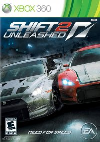 Need For Speed. Shift 2 Xbox 360