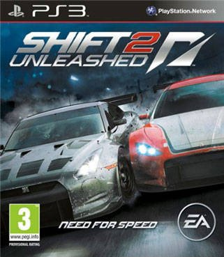 Need For Speed. Shift 2
