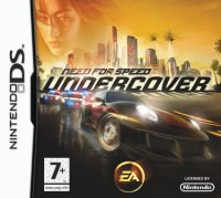 Need for Speed Undercover Nintendo DS