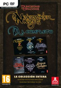 Neverwinter Nights Al Completo PC