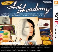 New Art Academy Nintendo 3DS