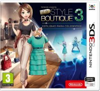 New Style Boutique 3 – Estilismo para celebrities Nintendo 3DS