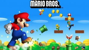 New Super Mario Bros de Nintendo DS confirmado para Wii U