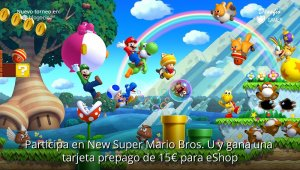 BlogoQuiz y New Super Mario Bros. U se unen al Desafío Gamer