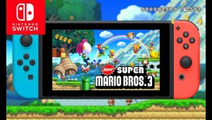 New Super Mario Bros. U llegaría a Nintendo Switch con New Super Luigi U según un rumor