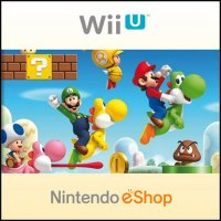 New Super Mario Bros. Wii Wii U