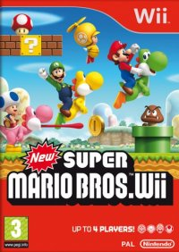 New Super Mario Bros. Wii Wii