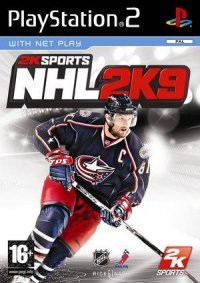 NHL 2K9 Playstation 2