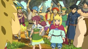 Ni No Kuni 2, del estudio Level-5, recibe un parche en PC y PS4