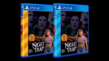 "Regresa el ""clásico"" de Mega CD Night Trap para su 25 aniversario"
