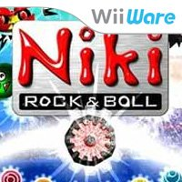 Niki – Rock 'n' Ball Wii